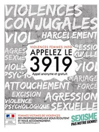 Affiche d'information