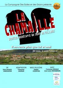 Affiche de La Chamaille
