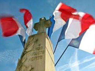 Célébration de l'armistice