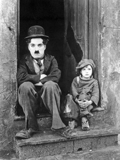 Charlot et le kid