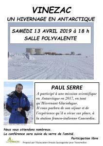Conférence polaire