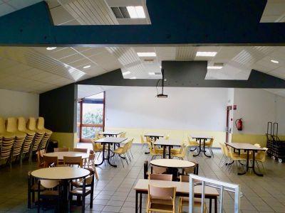 Le restaurant scolaire de Vinezac