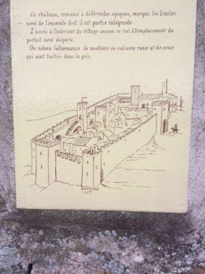 Le Vinezac médiéval