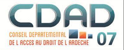 Logo du CDAD