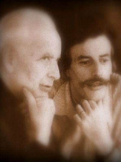 Louis Aragon et Jean Ferrat