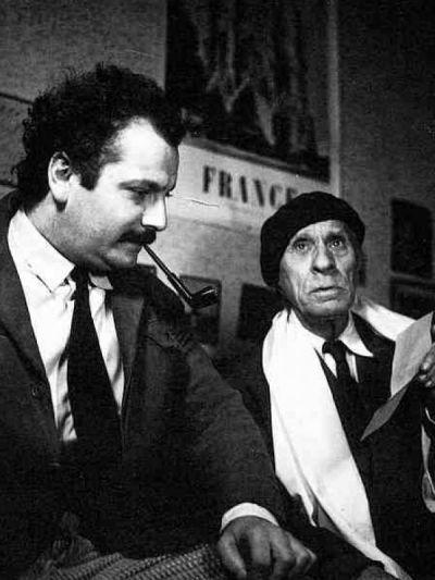 Paul Fort et Brassens