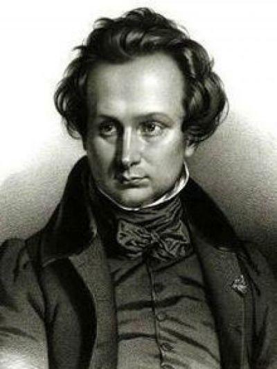 Victor Hugo vers 1840