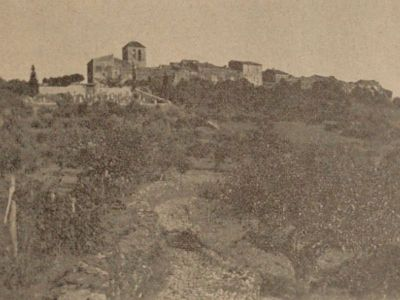 Vinezac en 1896